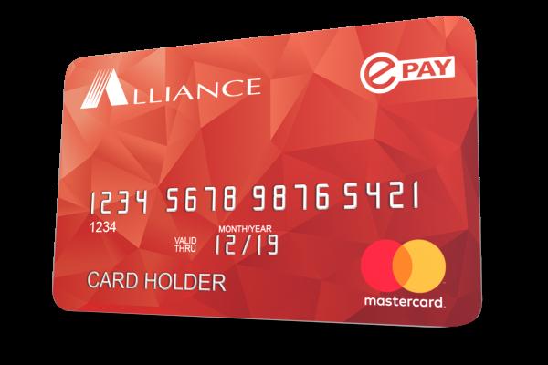 Alliance ePay Mastercard 3d 1